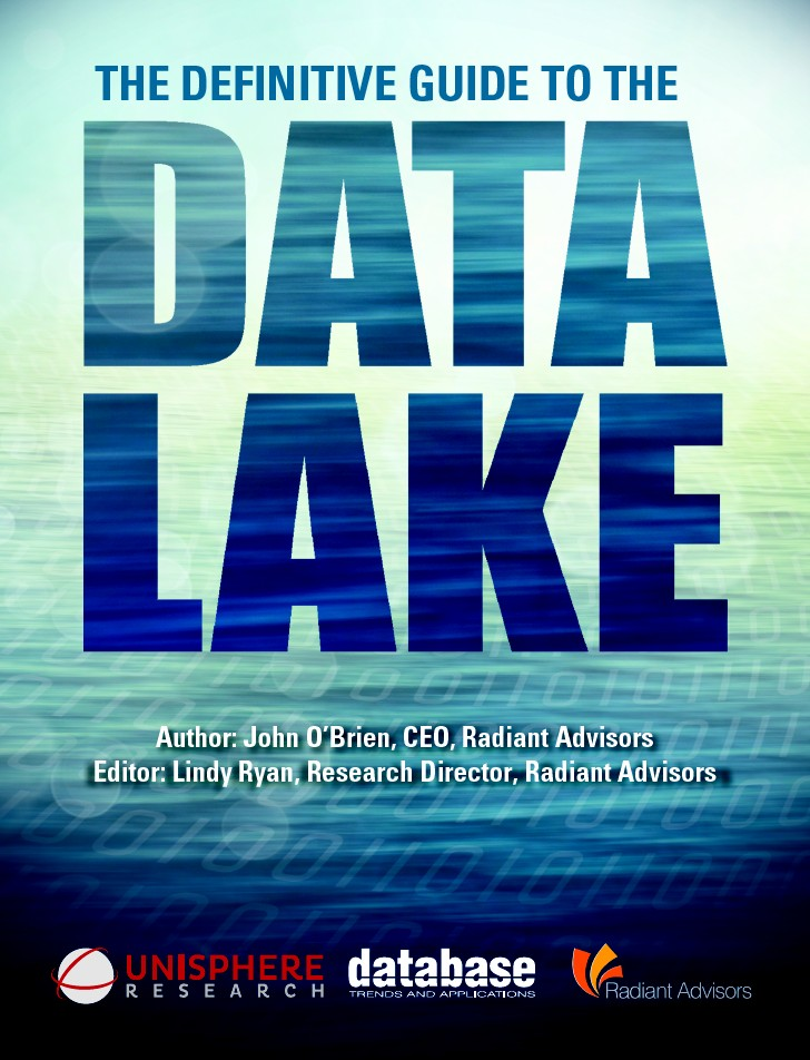 The definitive guide to the Data Lake